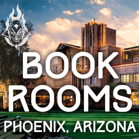 Book Rooms - ARIZONA