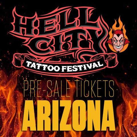 Pre-Sale Ticket - Hell City Phoenix, AZ