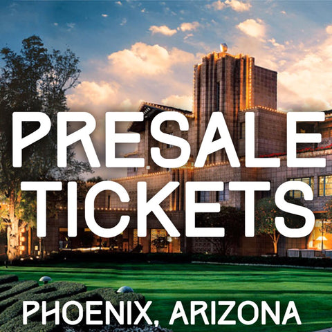 Pre-Sale Tickets - Hell City Phoenix, AZ 2020