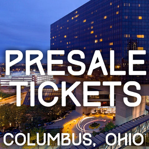 Pre-Sale Tickets - Hell City Columbus, OH 2020