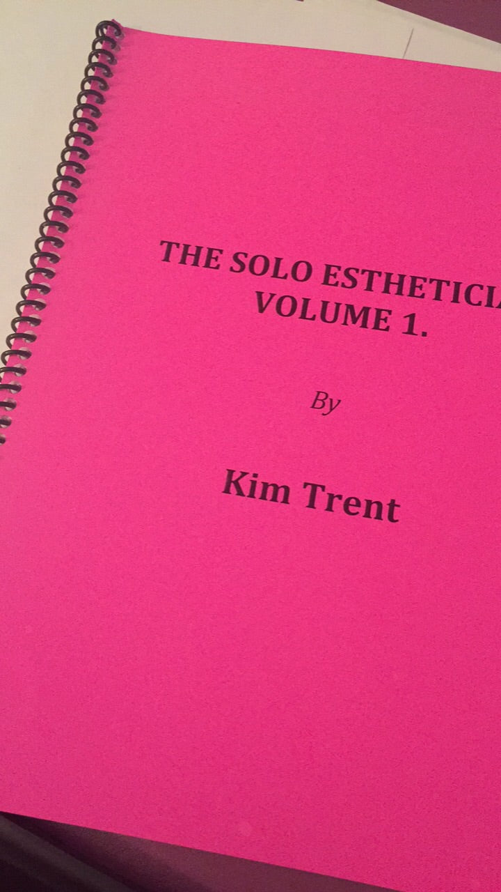 THE SOLO ESTHETICIAN - Skincare by KimBella