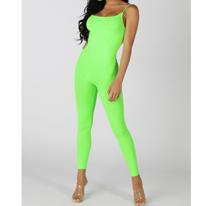 Lime Juice Leotard