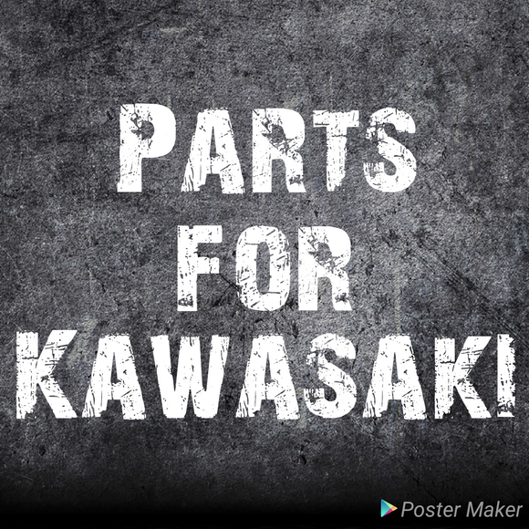 Parts for Kawasaki