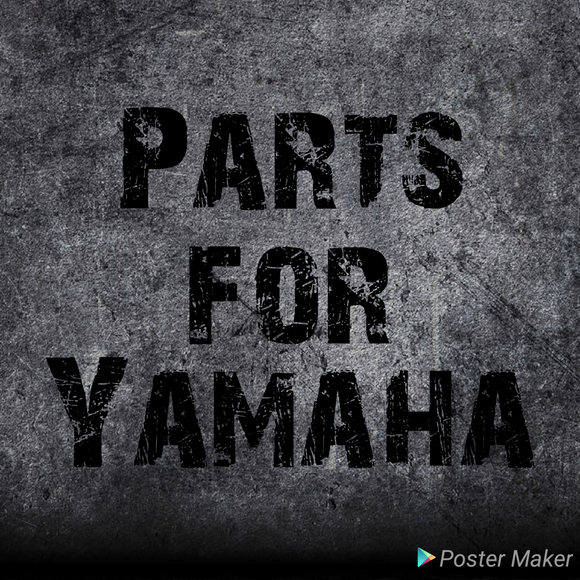 Parts for Yamaha