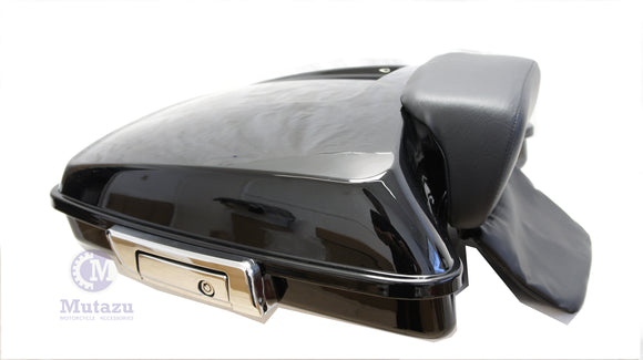 2014-2018 Razor Pancake Tour Pak Trunk for Harley Touring Models