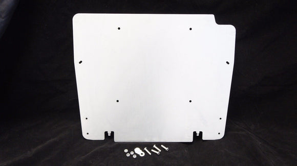 Metal Base Plate for 2014 + Harley Touring King Tour Pak