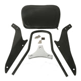 Black Sissy Bar Backrest For Suzuki Boulevard M109R 2006-2015