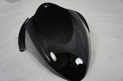 Black Rear Tire Hugger for Kawasaki ZX10R 2008-2010