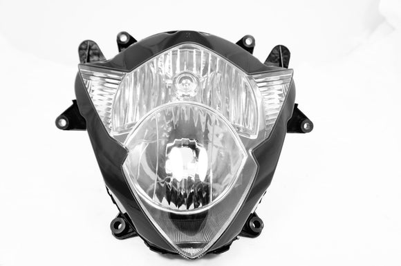 NEW Premium Headlight Assembly light fits Suzuki GSXR 1000 GSX R1000  2005-2006