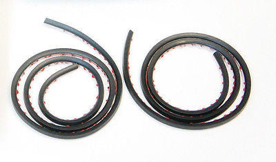 Weather Rubber Seal Gaskets for Harley Davidson Saddlebag Lids FLH FLT 1993-2013