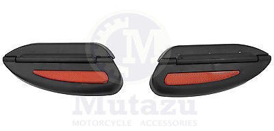 RS Saddlebags Replacement Hinge Set