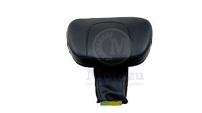 Mutazu Adjustable Driver Rider Back Rest For Suzuki C50 C90 VL 800 Boulevard