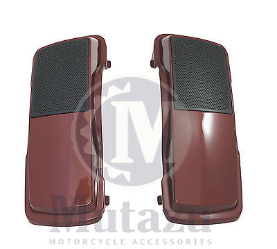 6x9 Speaker Lids - Fire Red Pearl 94-13