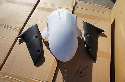 New Front Fender & Covers For Kawasaki ZX6R ZX 6R  2007-2008, ship from US