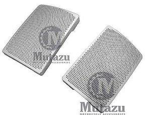 Chrome ABS Replacement Grills for Mutazu 6x9 Speaker Lids
