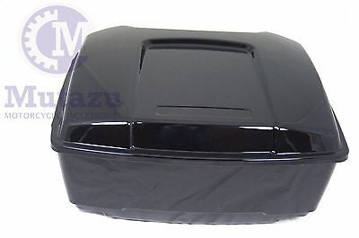 Unpainted Raw Harley Tour pak CVO Touring models Road King Electra glide trunk