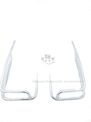 Mutazu Rails for Yamaha Royal Star Venture Tour Deluxe Saddlebags Trim Rails