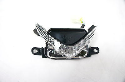 LED Upper Head Cowl Running Light Clear Fit Honda 2007-2011 08 09 10 CBR600RR