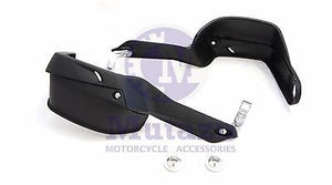 BMW R1200GS R1200 GS Handguard Brush Hand Guard Rails w/ hardware, 2008-2012