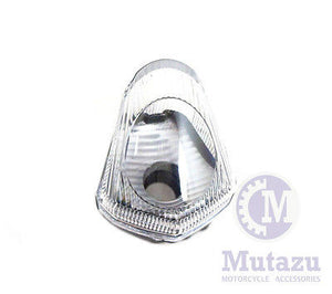 Yamaha 2006-2007 YZF R6 YZF-R6 YZFR6 Upper Head Front Running Light Lens