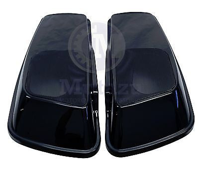 6x9 CVO Style Saddlebag Speaker Lids for '14+ H-D Touring