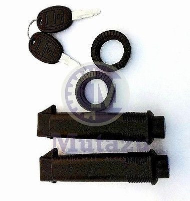 Universal HL Hard Saddlebags - Replacement Locks & Keys (2pcs) Set