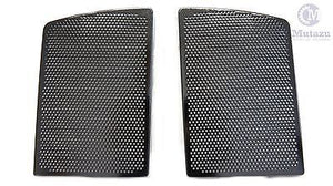 Vivid Black ABS Replacement Grills for Mutazu 6x9 Speaker Lids