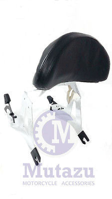 Detachable Chrome Aftermarket Backrest Sissy Bar For Victory Cross Country Road