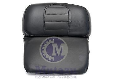 Mutazu Chopped Backrest  back rest Harley Razor Chopped HD Tour Pak Trunk #5