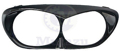 Vivid Black Bad Boy Bezel for Harley Road Glide