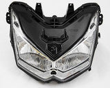 NEW Premium Headlight Head light Assembly Kawasaki Z1000 2010-2012 10 11 12
