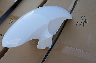 Mutazu Unpainted Front Fender For Yamaha YZF R6 2008-2012, ship from US
