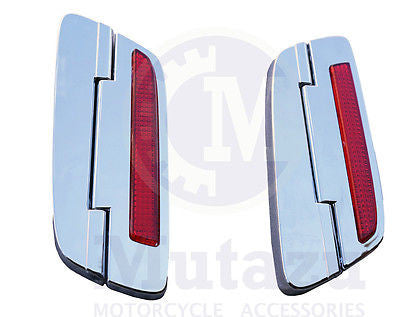 Universal HL Hard Saddlebags - Replacement Hinge Set