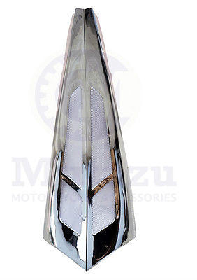 Chrome Chin Spoiler Scoop for Harley Touring