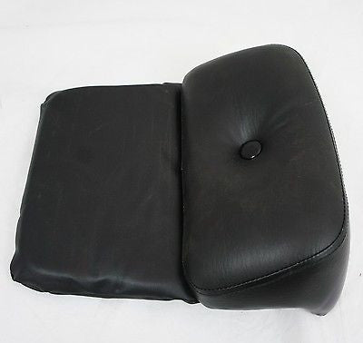 Mutazu Chopped Backrest for Harley HD Tour Pak Razor Chopped Trunk Pack FLTR #3