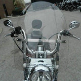 "Mutazu 29"" x 22"" Detachable Windshield windscreen Harley Road King 1994-UP"