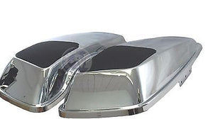 6x9 Speaker Lids - Chrome Plated 2014-UP