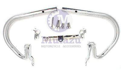 Engine Guard Crash Bar Highway fit HARLEY V-ROD VRSC ROD 02-LATER Models