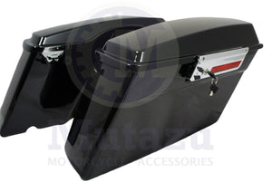 Complete Touring Hard Saddlebags for Harley Touring 94-13