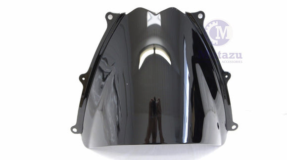 Mutazu Windshield Windscreen Wind Screen for SUZUKI GSXR1000 2007-228