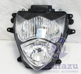 Mutazu Premium Headlight Light Assembly for Suzuki GSXR 600 750 fits 2011- 2013