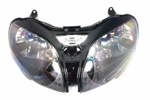 Mutazu Kawasaki Headlight Head light Assembly NINJA ZX6R ZX9R ZX600 2000-2008