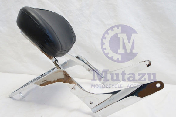 Sissy Bar Backrest & Luggage Rack for Kawasaki Vulcan 500 VN500 EN500