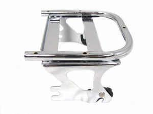 Mutazu Detachable Two Up Tour Pak Rack for Harley Touring 97-2008 FLHT FLTX FLHR