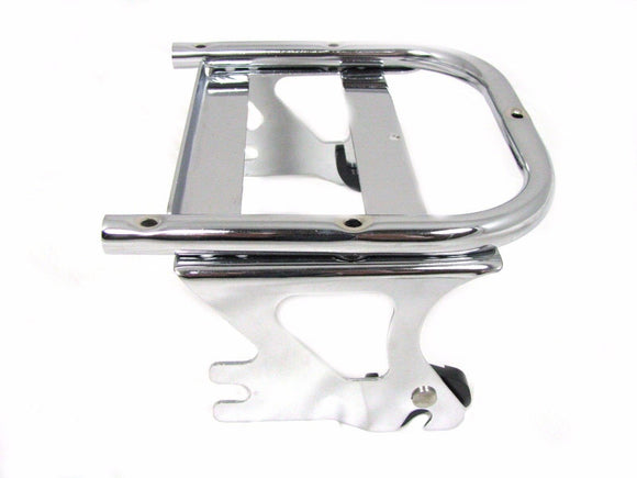 Detachable Two Up Tour Pak Rack for Harley Touring 97-2008