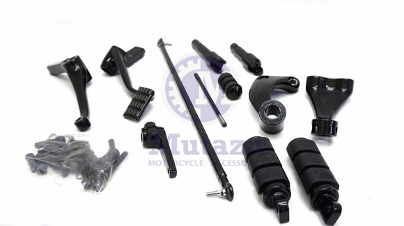 Forward Control Kit Set up Brake, Shifter for Harley Davidson Sportster 883 1200