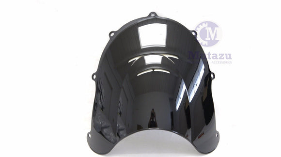 Mutazu Windshield Windscreen Wind Screen for SUZUKI GSXR600 GSXR750 1996-1999