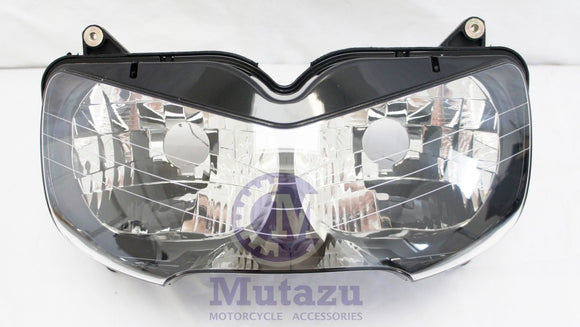 Mutazu Premium Quality Headlight Assembly Honda CBR 919 CBR919 1998-1999