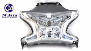 Mutazu Premium Headlight assembly for Honda VFR1200 VFR 1200F 2010-2016