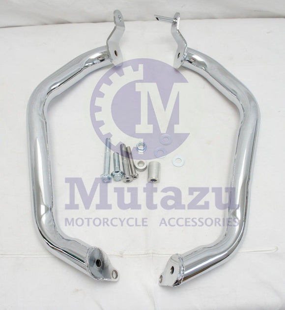 Mutazu Engine Guard Highway Bars for Suzuki Boulevard M109R M 109 R 2006-2015
